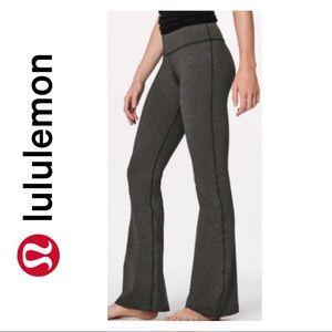 Lululemon Grey Throw Back Pants